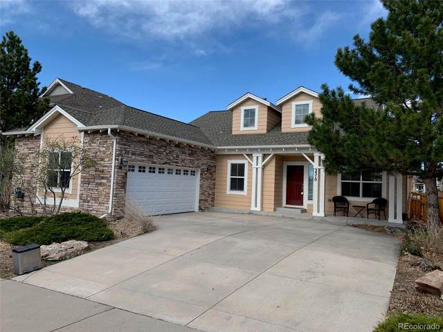 2310 Woodhouse Lane, Castle Rock, CO 80109 (#2671260) :: The Dixon Group
