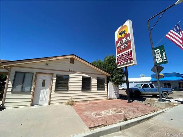206 E Main Street, Rangely, CO 81648 (MLS #2671268) :: 8z Real Estate
