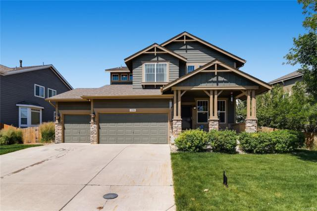 150 Muscovey Lane, Johnstown, CO 80534 (MLS #2671894) :: 8z Real Estate