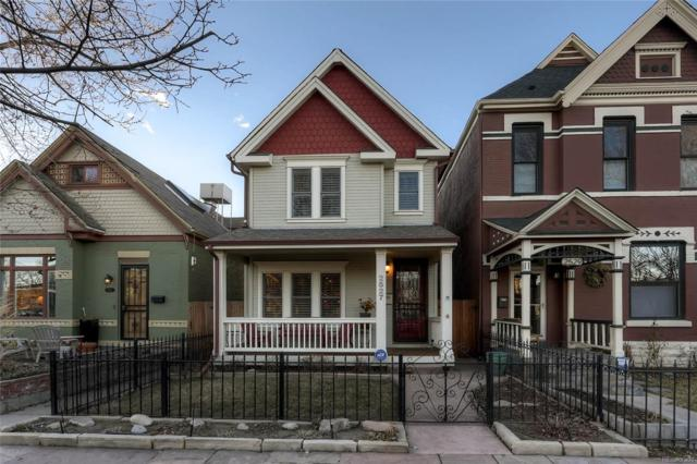 2527 California Street, Denver, CO 80205 (#2672087) :: The Pete Cook Home Group