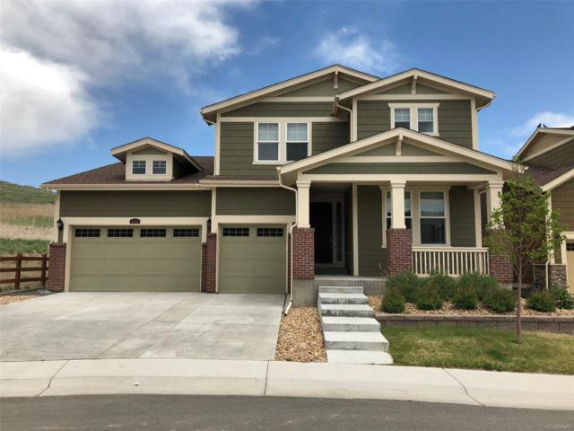 6192 Eldora Street, Golden, CO 80403 (#2672186) :: The DeGrood Team