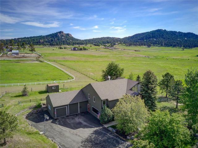 7605 Malamute Drive, Evergreen, CO 80439 (#2672217) :: Structure CO Group