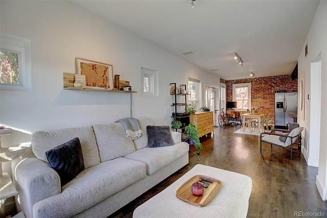 2539 W 27th Avenue, Denver, CO 80211 (#2672346) :: The Griffith Home Team