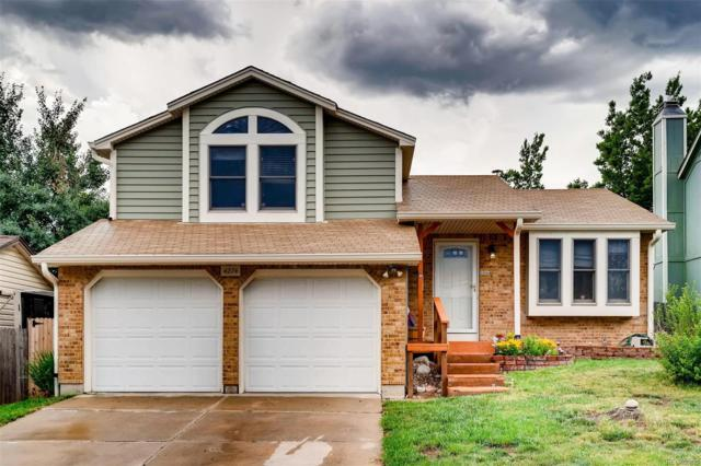 4274 S Halifax Way, Aurora, CO 80013 (#2672408) :: The Griffith Home Team