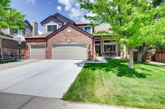 16537 Sweetbrush Drive, Parker, CO 80134 (#2672633) :: The Heyl Group at Keller Williams