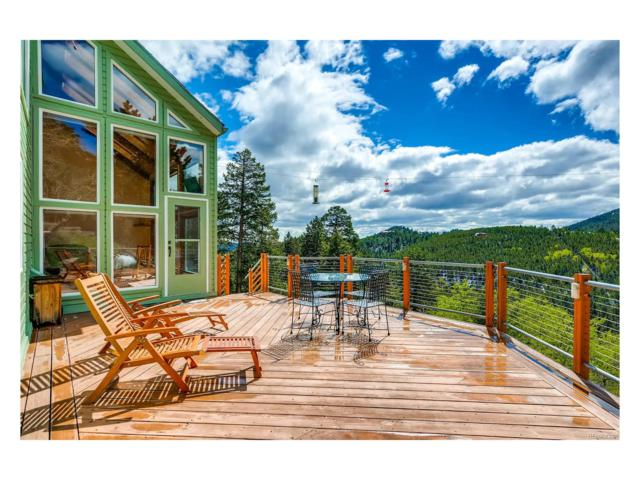 450 Red Tail Trail, Evergreen, CO 80439 (MLS #2672796) :: 8z Real Estate