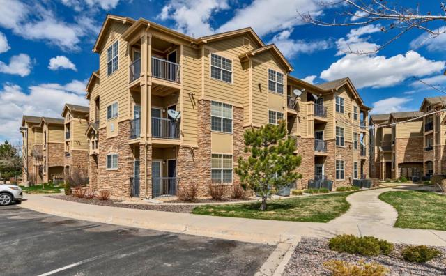 17209 Wilde Avenue #301, Parker, CO 80134 (#2673490) :: The Griffith Home Team