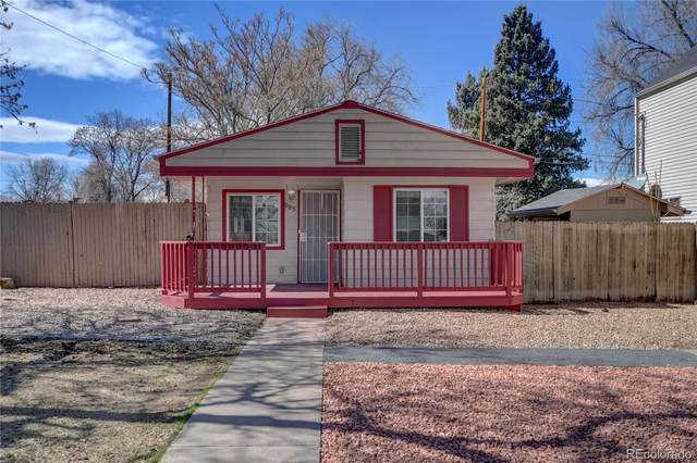 695 S Meade Street, Denver, CO 80219 (#2673497) :: The Brokerage Group