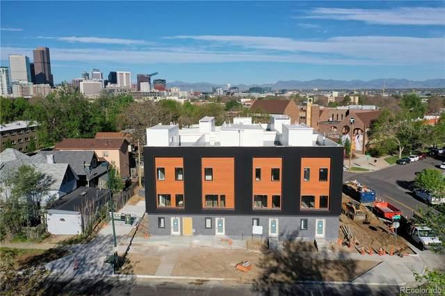 2629 Downing Street, Denver, CO 80205 (MLS #2673684) :: 8z Real Estate