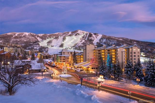 1875 Ski Time Square Drive #316, Steamboat Springs, CO 80487 (#2673731) :: The DeGrood Team