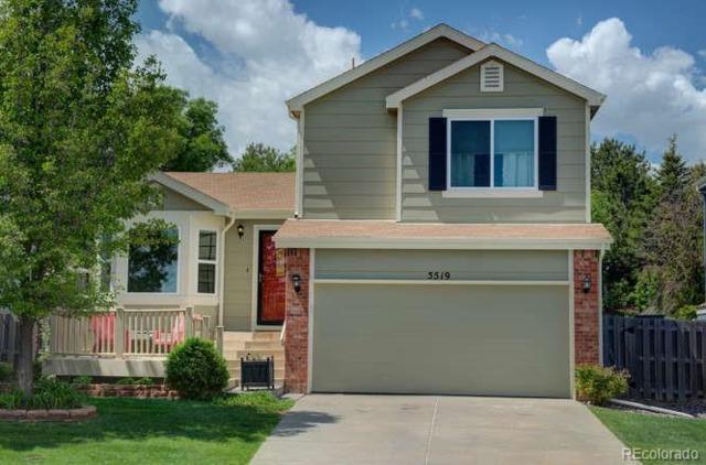 5519 S Killarney Street, Centennial, CO 80015 (#2673755) :: Colorado Home Realty