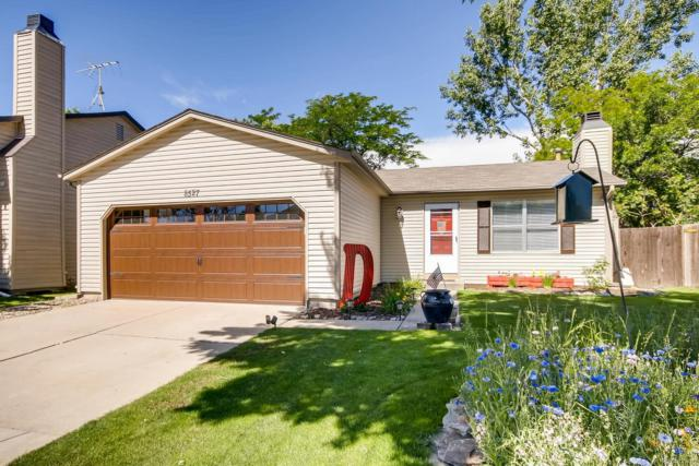 8527 Cottonwood Way, Parker, CO 80134 (#2673782) :: The HomeSmiths Team - Keller Williams