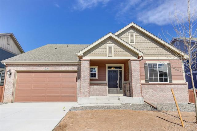 1848 Wingfeather Lane, Castle Rock, CO 80108 (#2673798) :: Colorado Home Finder Realty