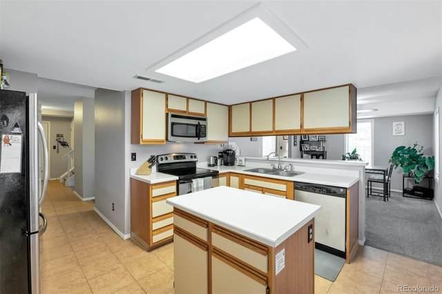 6405 S Dayton Street #106, Englewood, CO 80111 (#2674264) :: The HomeSmiths Team - Keller Williams