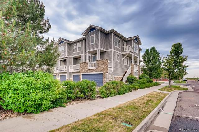 9519 Pearl Circle #101, Parker, CO 80134 (MLS #2674440) :: Bliss Realty Group