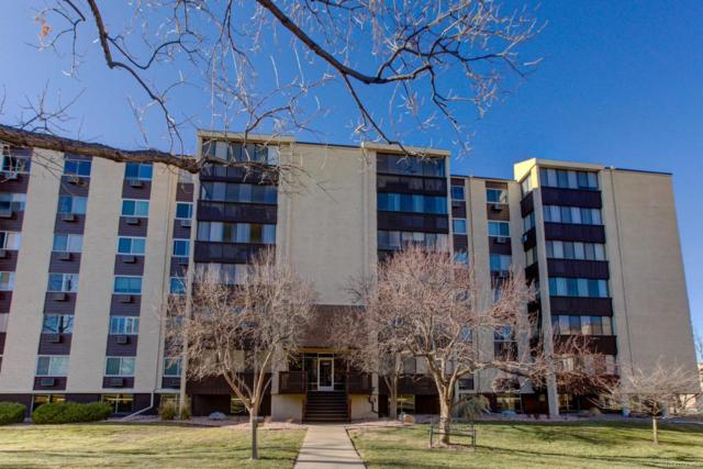 3465 S Poplar Street #502, Denver, CO 80224 (#2674557) :: Real Estate Professionals