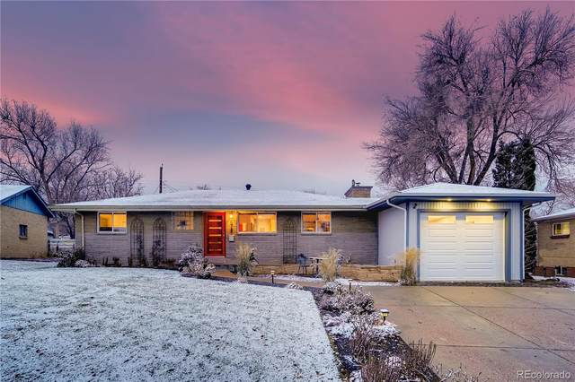 5758 S Hickory Way, Littleton, CO 80120 (#2674577) :: Mile High Luxury Real Estate