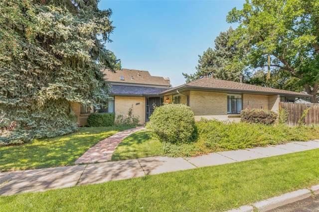 755 S Milwaukee Street, Denver, CO 80209 (MLS #2674874) :: Bliss Realty Group
