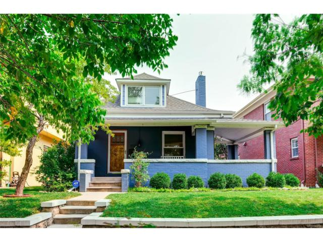 854 S Pennsylvania Street, Denver, CO 80209 (MLS #2674999) :: 8z Real Estate