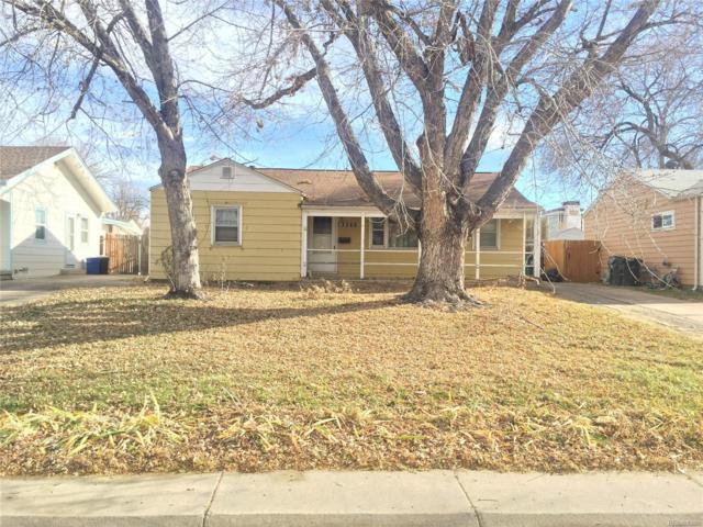 3260 S Galapago Street, Englewood, CO 80110 (#2675179) :: The Peak Properties Group