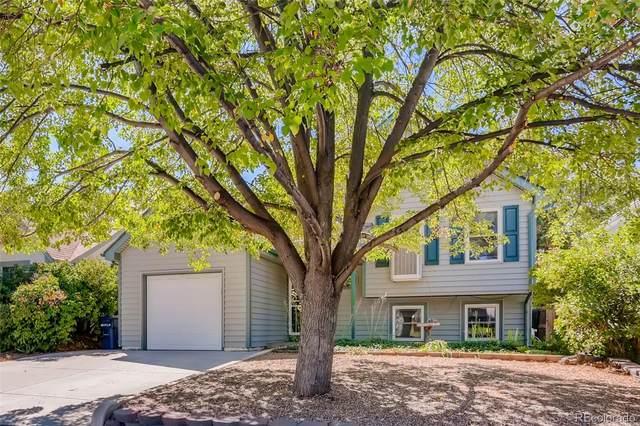 4581 S Buckley Way, Aurora, CO 80015 (MLS #2675419) :: Neuhaus Real Estate, Inc.