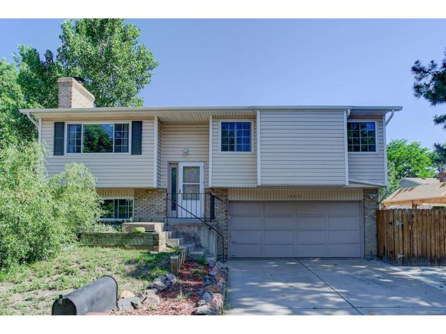 14915 E Greenwood Place, Aurora, CO 80014 (MLS #2675883) :: 8z Real Estate