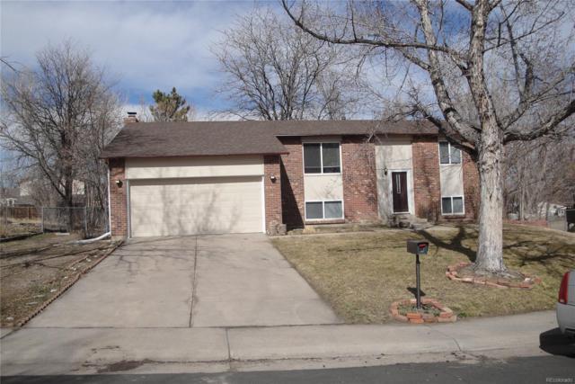 16239 E Eldorado Place, Aurora, CO 80013 (#2676147) :: Bring Home Denver