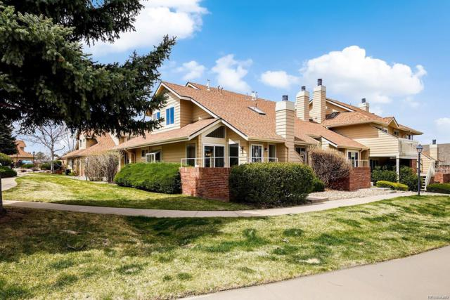 12820 E Pacific Circle #104, Aurora, CO 80014 (#2677014) :: The Heyl Group at Keller Williams