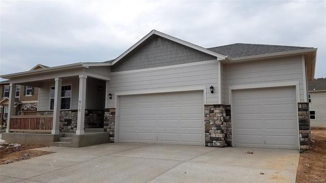 910 Birchdale Court, Windsor, CO 80550 (#2677431) :: The Peak Properties Group