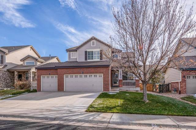 11852 Altura Street, Commerce City, CO 80603 (#2677466) :: The Griffith Home Team