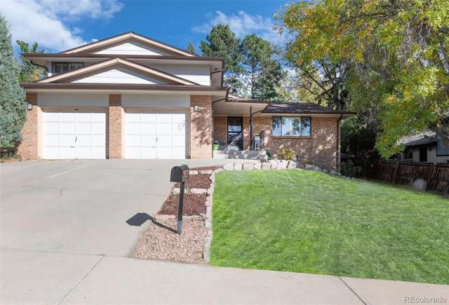 8129 W 69th Way, Arvada, CO 80004 (MLS #2677474) :: 8z Real Estate