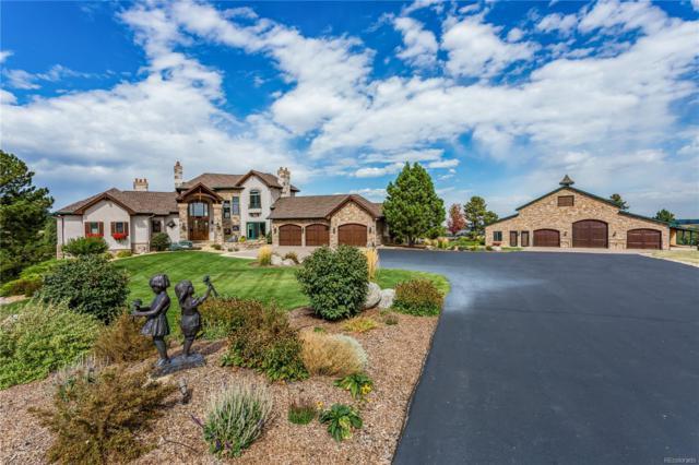 8655 Arabian Run, Franktown, CO 80116 (#2678800) :: Colorado Home Realty