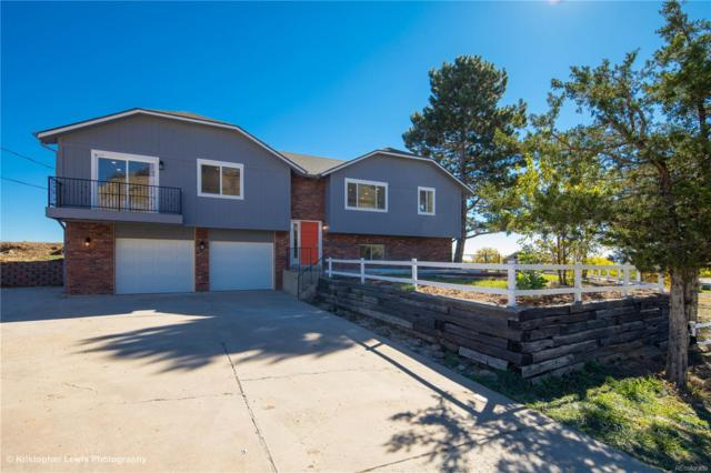 5204 Easley Way, Golden, CO 80403 (#2679029) :: The City and Mountains Group