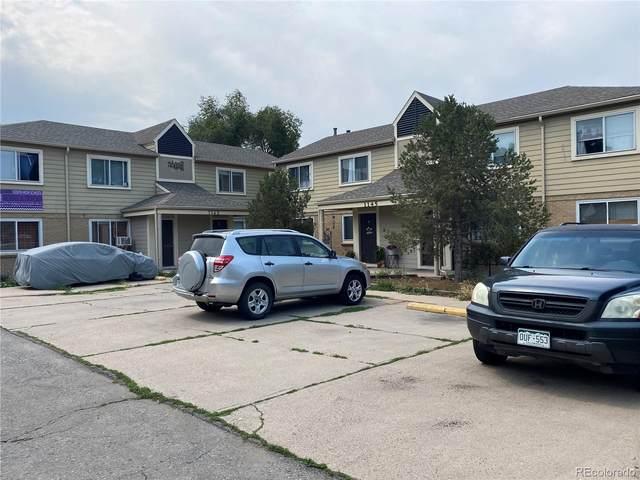 1145 N Rosemary Street #105, Denver, CO 80220 (#2679102) :: Venterra Real Estate LLC