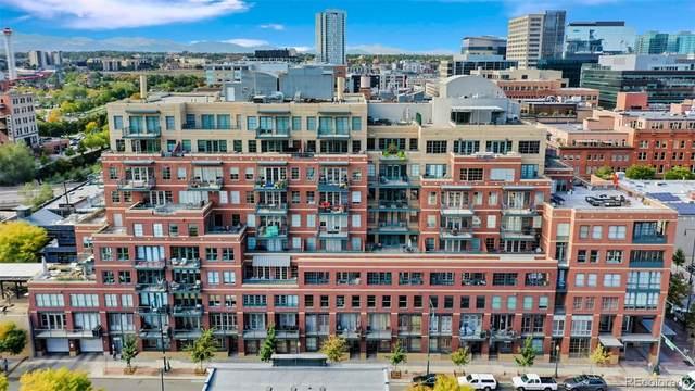 1499 Blake Street 7J, Denver, CO 80202 (#2679769) :: Bring Home Denver with Keller Williams Downtown Realty LLC