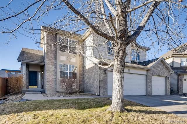 11888 W Progress Avenue, Littleton, CO 80127 (MLS #2679948) :: Bliss Realty Group