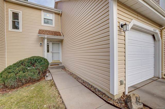 442 S Kalispell Way C, Aurora, CO 80017 (#2680148) :: 5281 Exclusive Homes Realty