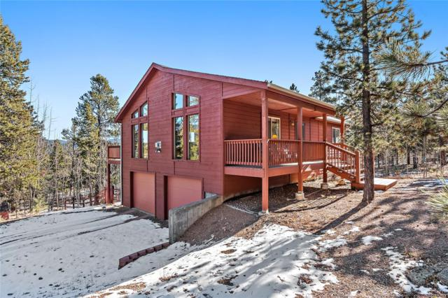 851 Gold Flake Terrace, Bailey, CO 80421 (#2680545) :: The Griffith Home Team