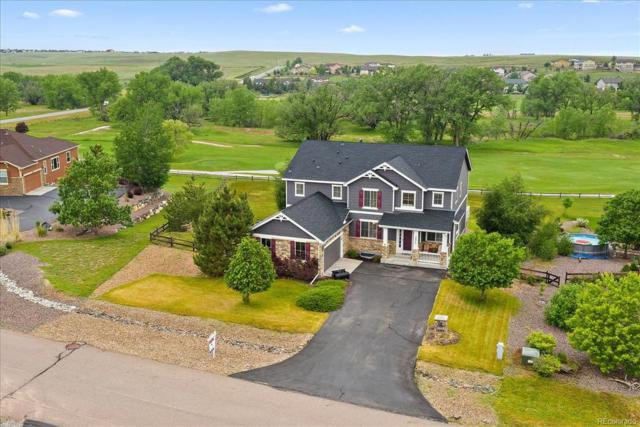 42215 Kingsmill Circle, Elizabeth, CO 80107 (#2680849) :: The Heyl Group at Keller Williams