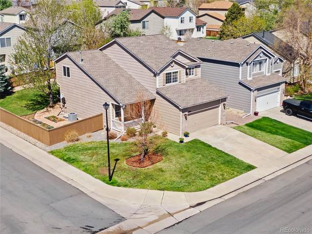 9991 Mackay Drive, Highlands Ranch, CO 80130 (#2681336) :: The Griffith Home Team