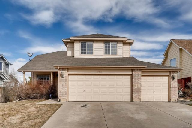 7862 Canvasback Circle, Littleton, CO 80125 (#2681582) :: The HomeSmiths Team - Keller Williams