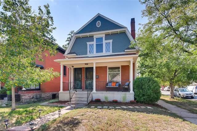 403 S Sherman Street, Denver, CO 80209 (MLS #2681770) :: 8z Real Estate