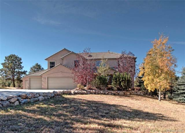 585 E Kings Deer Point, Monument, CO 80132 (#2681916) :: iHomes Colorado