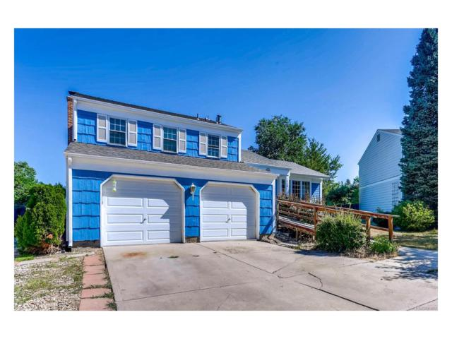 16259 E Tennessee Place, Aurora, CO 80017 (MLS #2682155) :: 8z Real Estate