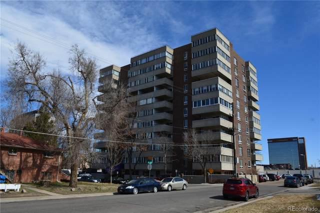 1888 S Jackson Street #1101, Denver, CO 80210 (#2682194) :: The Brokerage Group