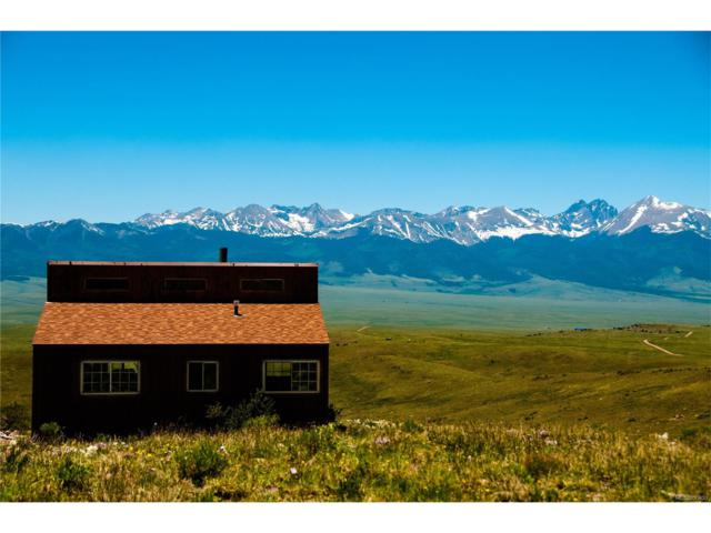2163 Commanche Trail, Westcliffe, CO 81252 (#2682327) :: The Pete Cook Home Group
