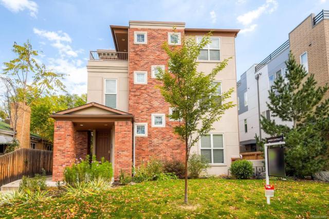 2048 N High Street, Denver, CO 80205 (#2682379) :: House Hunters Colorado