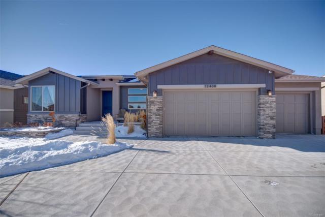 12486 Arrow Creek Court, Colorado Springs, CO 80921 (MLS #2682498) :: Bliss Realty Group