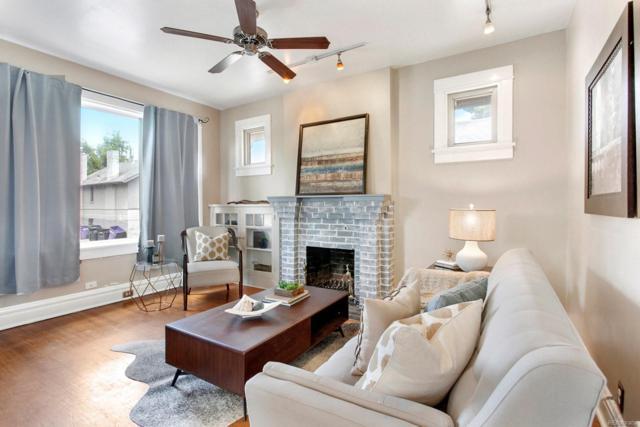 850 E Alameda Avenue, Denver, CO 80209 (#2682812) :: Real Estate Professionals