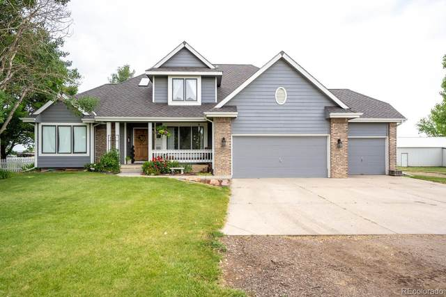 5030 E County Road 40, Fort Collins, CO 80525 (#2682974) :: The DeGrood Team
